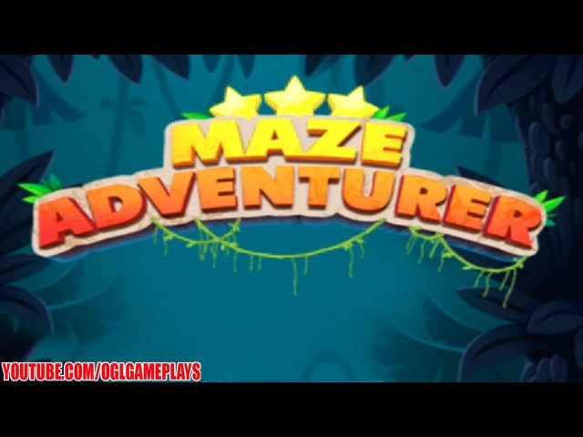 Maze Adventurer Gameplay (Android iOS)