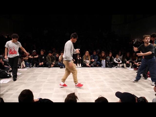 Pac-Pac Willy vs Snap Daga [2on2 1/8 Final] ► LCB