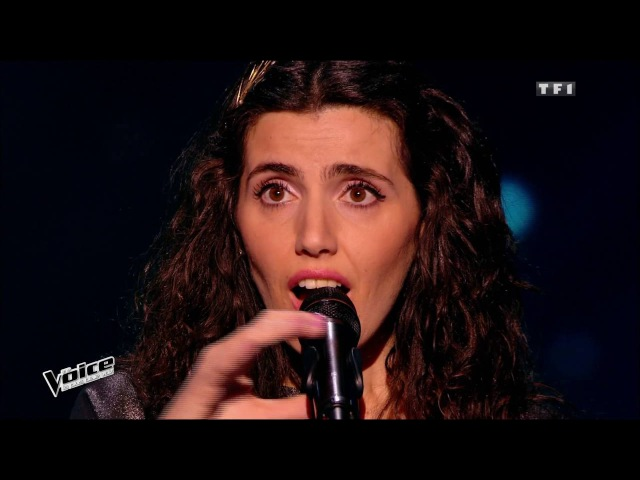 Chant traditionnel Greensleeves Battista Acquaviva The Voice France 2015 Épreuve Ultime