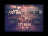 Riot Ten &amp Sullivan King - Pit Boss (feat. DJ Paul) Official Lyric Video Dim Mak Records