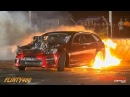 BLOWN BURNOUT QUALIFYING HIGHLIGHTS AT GAZZANATS WA
