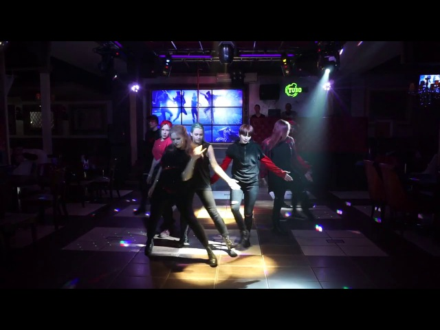 EXO - Monster (dance cover by Control.C) ☆ K-POP PARTY by A.G.L.S art group 9x1