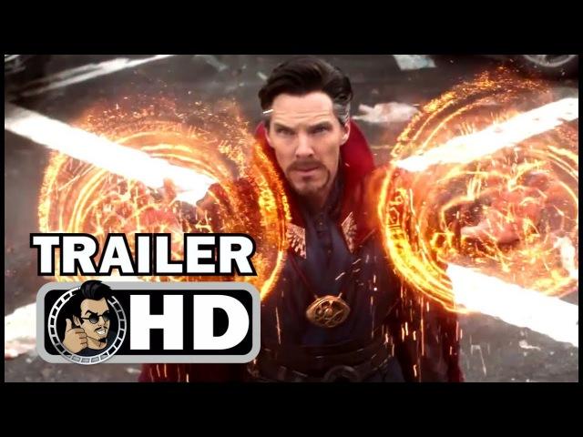 AVENGERS: INFINITY WAR Official International Trailer 1 (2018) Marvel Superhero Movie HD
