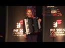 PIF2015 Premiazione Categoria D ed esibizione della vincitrice Anna Kryshtaleva