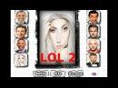 LOL 2флеш играКривые лица или Леди Гага - Монна Лиза