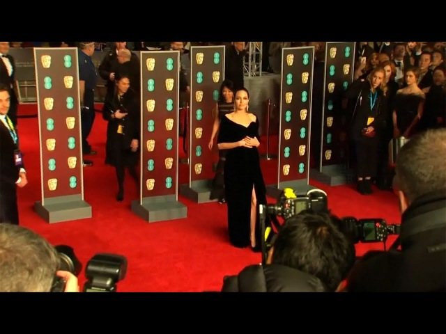 Winners and glamour at the annual BAFTAs