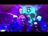 John 5 &amp The Creatures - Enter Sandman @ Orange Peel - Asheville NC - February 5, 2018