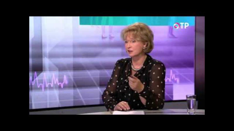Студия Здоровье на ОТР. Гастроэзофагеальная рефлюксная болезнь (31.08.2014)