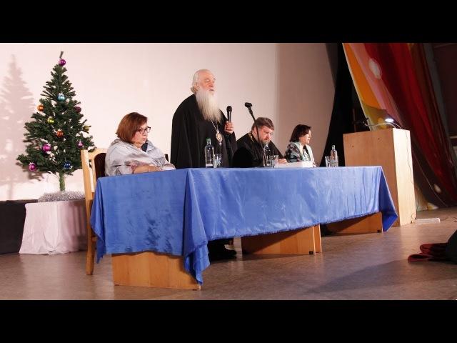 В Волгограде прошли Городские Рождественские образовательные чтения.