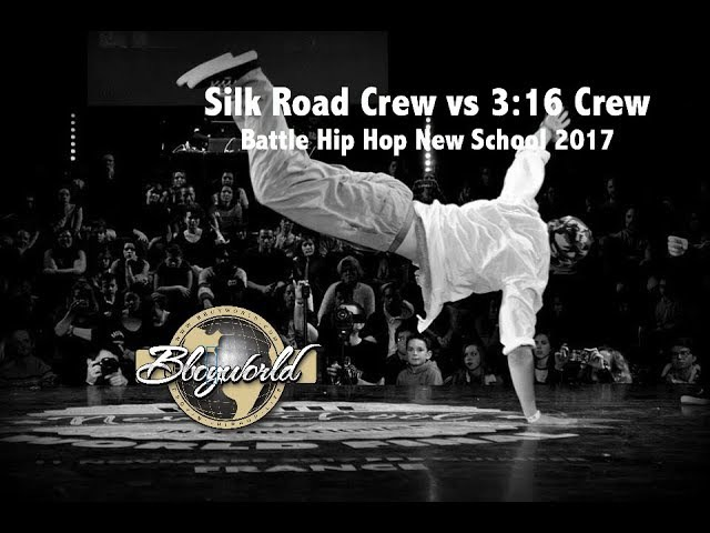 Silk Road Crew vs 3:16 Crew [Final] Bboy World Battle Hip Hop New School 2017