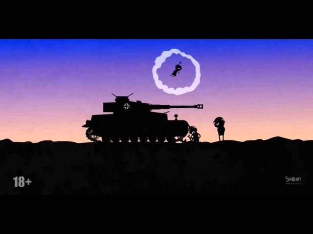Мультик про танки Истории танкистов Серия 1 Часть 1 Версия 18 Tankmen's novels Episode 1