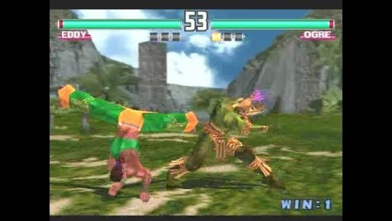 Tekken 3 Online Vs O_o Player 1 01 30 4;19