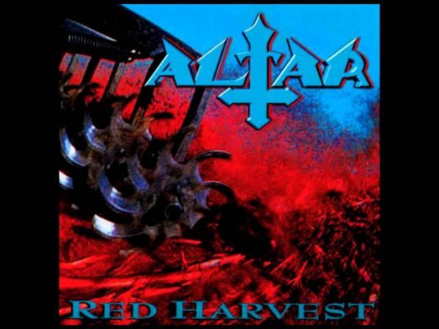 Altar Red Harvest 2001 Full album
