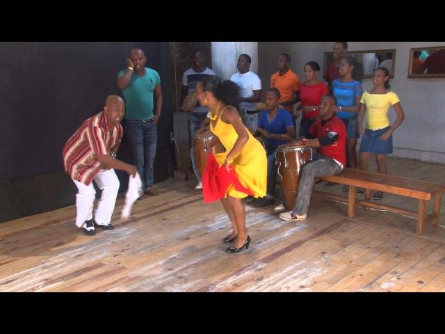 Rumba Guaguanco Dance Demo - Domingo Pau Dayana Torres