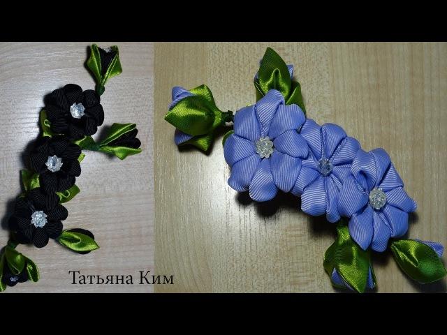 Заколка Канзаши/Hairpin of Kanzashi /クリップ簪