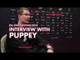 Интервью с Клементом Ивановым на ESL One Genting 2018