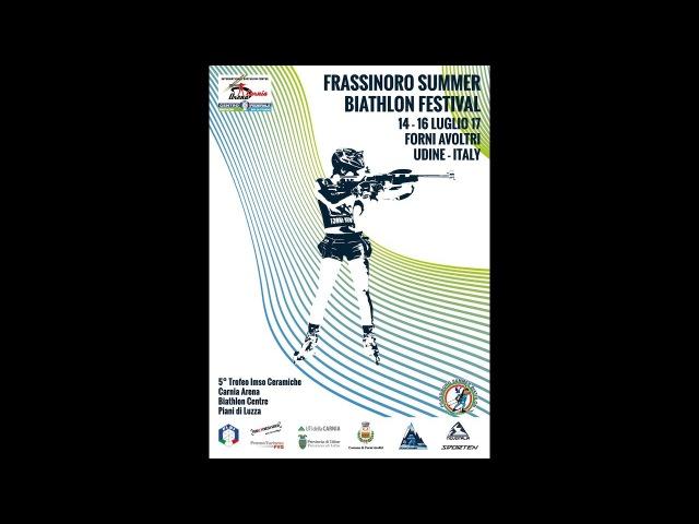 FRASSINORO SUMMER BIATHLON FESTIVAL 2017