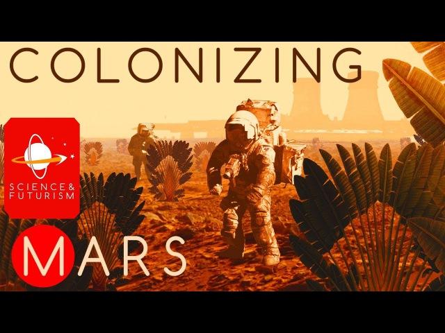 Outward Bound Colonizing Mars