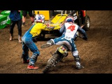 Ronnie Mac VS Ricky Carmichael  SATURDAY 2 Stroke Showdown  2017 Monster Energy AUS-X Open Sydney