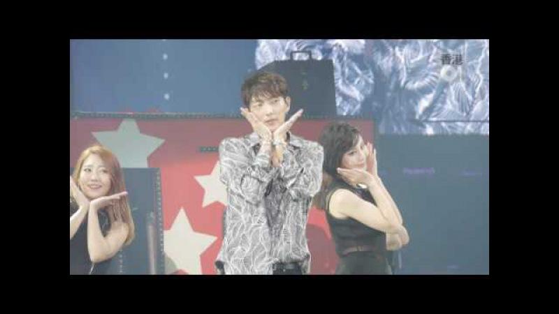 李準基港騷大跳sexy版《TT》 表演《BANG BANG BANG》拍得住BIGBANG