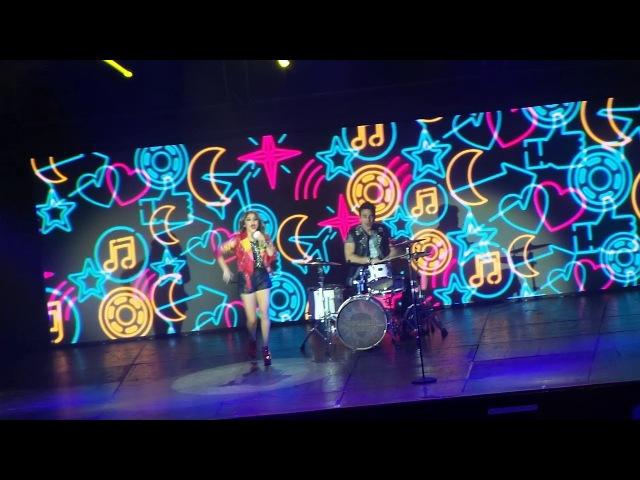 Soy Luna LIVE | Un Destino, 14/02/18 - Halle Tony Garnier - Lyon, France