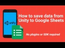 How to save data to Google Spreadsheet from Unity 3D (No SDK - Plugins)