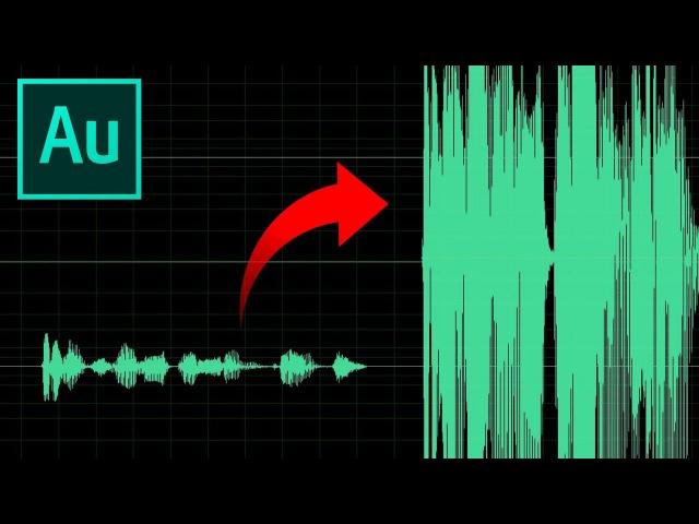 ОБРАБОТКА ГОЛОСА в Adobe Audition за 90 секунд!