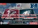 Atlanta Falcons vs. Philadelphia Eagles | #NFL Playoffs | NFC Divisional | Predictions Madden 18