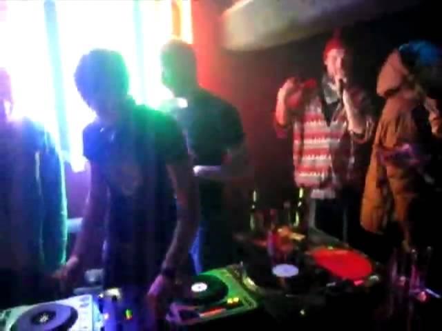 [2010-02-19] Contract Killers - ДВИЖУХА @ EL Bar Part 2