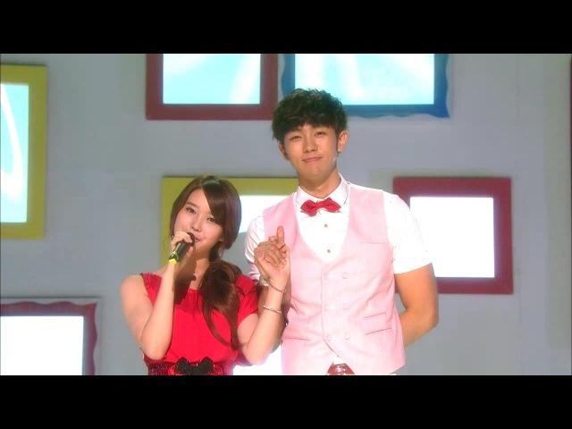 TVPP Lim Seul Ong 2AM IU Nagging 임슬옹 투에이엠 아이유 잔소리 @ Music Core Live