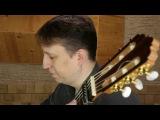 Georg Philipp Telemann - Fantasia no. 3 in F Minor. Dmitry Nilov arr. Carlo Marchione