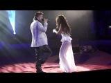 Нюша ft.Владимир Шурочкин You Are My Life (Концерт в Краснодаре 26.02.14)