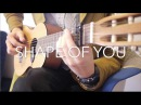 Shape Of You - Ed Sheeran (Guitalele Fingerstyle YAMAHA GL-1)