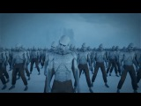 Game of Thrones - White Walker - Zombies - Thriller
