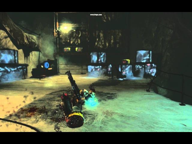 Dead Space 3 - жёсткий баг :D