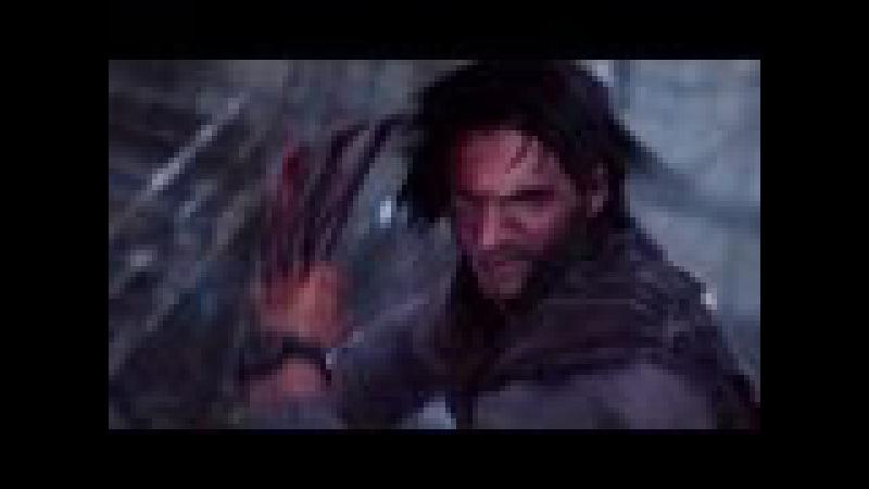 Logan The Wolverine - Opening CGI Action Scene - Very Violent - X-Men Origins Videogame - HD