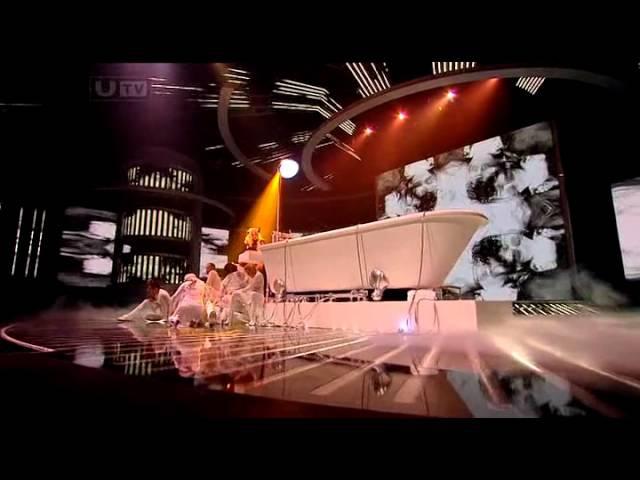 Lady Gaga - Bad Romance @ X-Factor