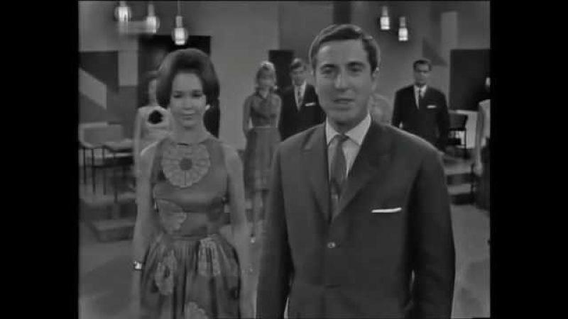 Tanzen mit dem Ehepaar Fern Blues 1965