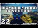 [Coop] Minecraft Diamond Sword Adventure. 22: Лютый босс-файт.