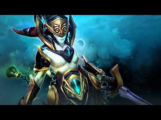 История : Slithice - Naga Siren.