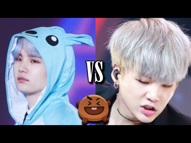 BTS - Suga VS Min Yoon Gi (The Duality)