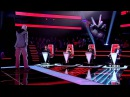 Fábio de Sousa - Rolling In The Deep Adele - Provas Cegas - The Voice Portugal - Season