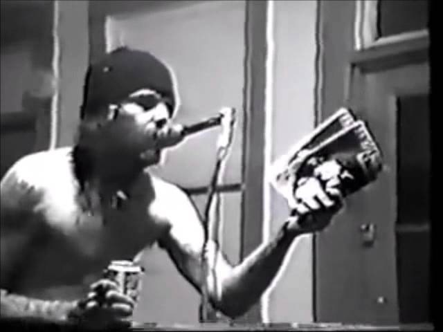 Worst TED Talk EVER with GG Allin (TED Talks - The Punk Years)
