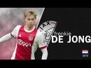 Frenkie de Jong   Ajax   Goals, Skills, Assists   2017/18 - HD