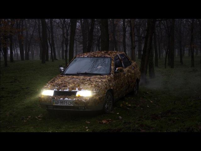 ЧИРИК 2110 8V Камуфляж из листьев на ВАЗ 2110 / Заезд с 2106 БК