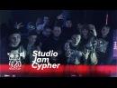 Studio Jam Cypher 4 (Kyivstoner, ШЛЕМ, Cочный, YAKATA, Ua Kid, Cloudy Joint, НКНКТ, Mikki Fingaz)