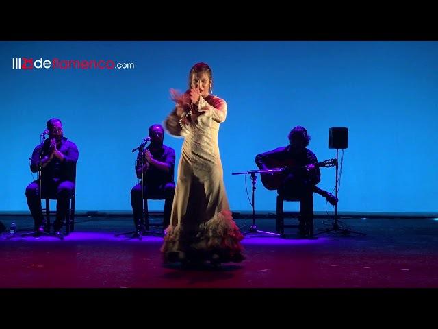 Nazaret Reyes en Flamenco Joven