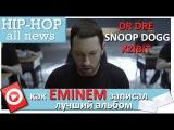 Как EMINEM записал лучший альбом The Marshall Mathers LP DR DRE XZIBIT ONYX Ed Sheeran