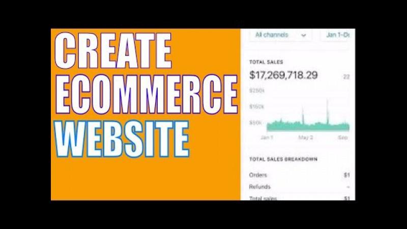 How To Create eCommerce Website That Make Profits - 175,500$ eCommerce Revenue Case Study