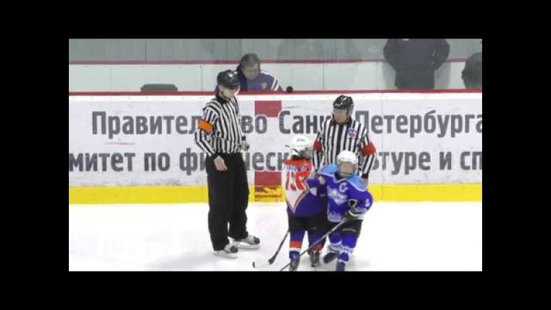 ХК Питер 2008 - ХК Красная звезда 2008 1, 2-1, 12.11.2017